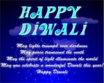 May you celebrate a wonderful Diwali