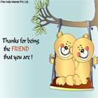 Thanks for friend