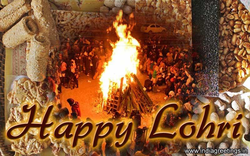 Happy lohri greeting card happy lohri m4hsunfo